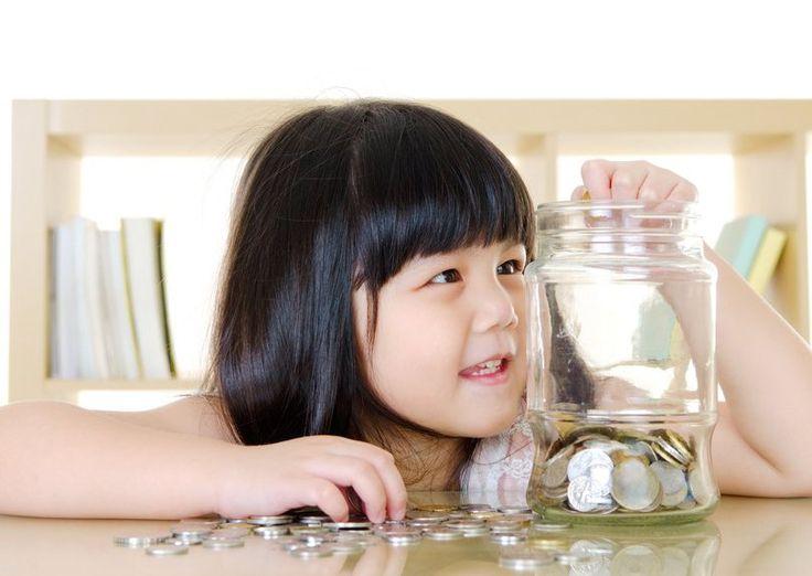 Como ensinar as crianças a economizar dinheiro