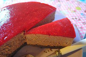 Taart en Zoet!: Frambozen-chocolademoussetaart