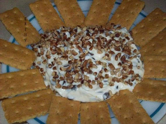 Chocolate Chip Cheese Ball | Sweet Treats I've Made | Pinterest