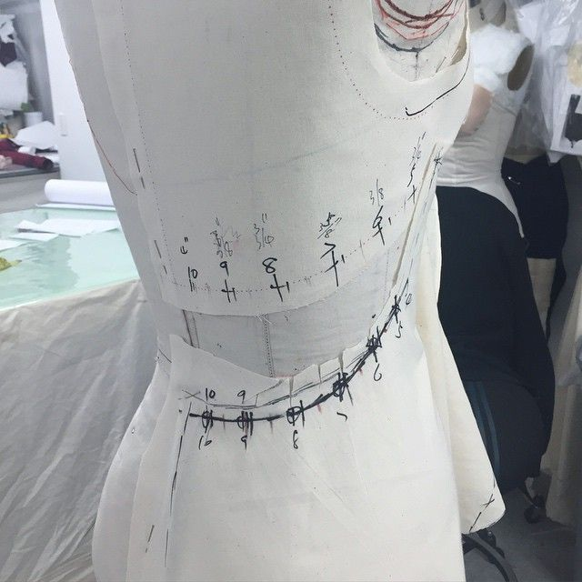 17 best images about inside couture atelier on pinterest for Haute couture pronunciation
