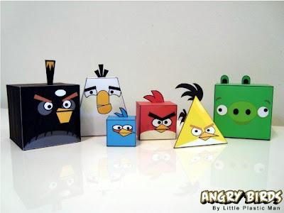 Leuke Lintjes: Angry Birds :)