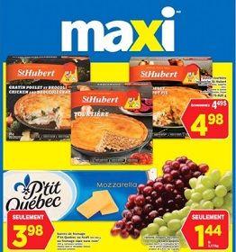 Maxi Weekly Flyer - http://www.allflyersca.com/maxi-flyer/