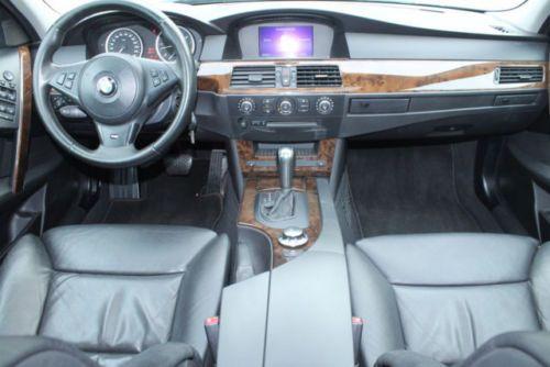 BMW-535d-lim-Aut-Navi-Komfortsitze-Leder-Xenon-GSD
