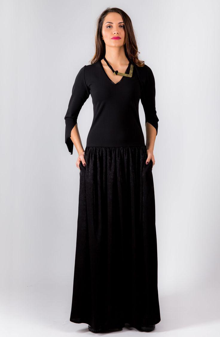 winter 2015 black diamond dress
