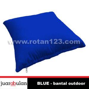 KAIN BANTAL KURSI SOFA OUTDOOR – BLUE