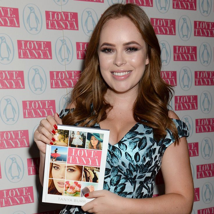 Tanya Burr's Love Tanya: Star Vlogger Books Decoded   Marie Claire