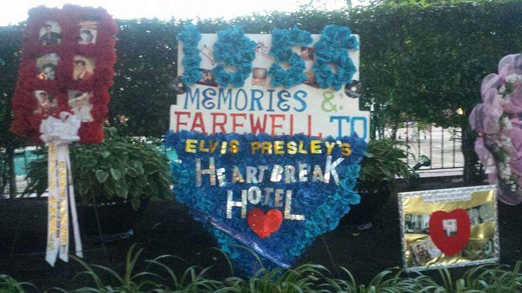 Farewell Heartbreak Hotel -  Elvis Week 2016