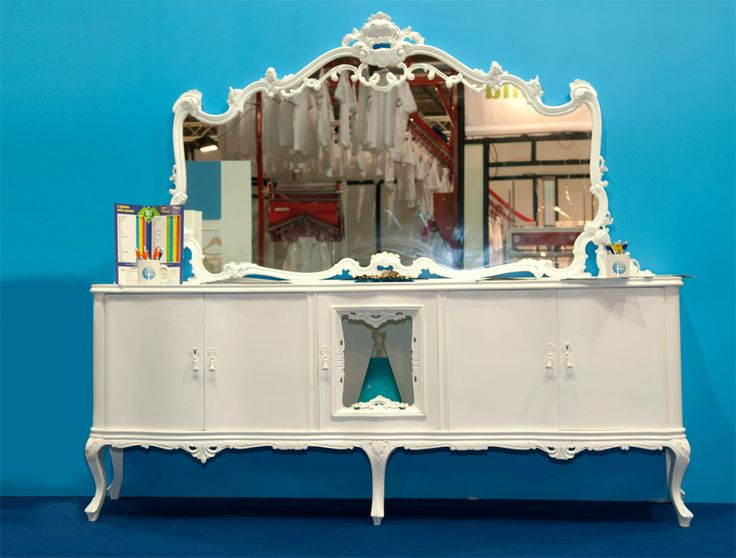 Buffet with mirror | Design & Decor | Alter Ego