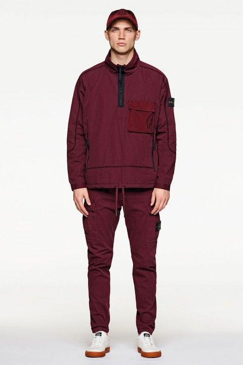 Stone Island Updates Classic Styles With New Fabrics for FW17
