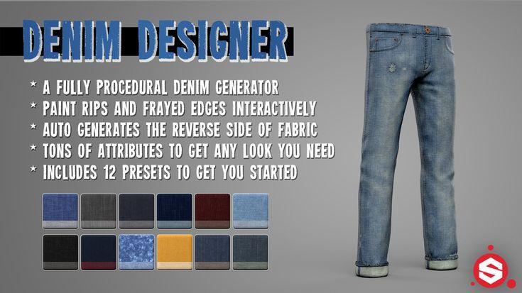 Denim Designer