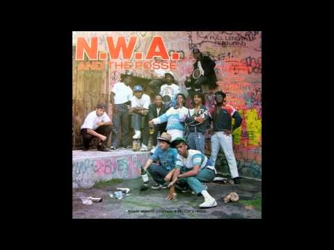 NWA and the Posse Album Cover (Extra from NWA Special) - YouTube