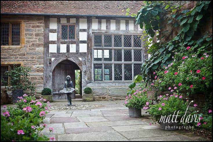 Birtsmorton court wedding venue