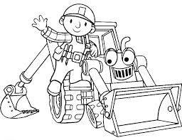 Baustellenfahrzeuge ausmalbilder  126 besten Bob der Baumeister Bilder auf Pinterest | Ausmalbilder ...