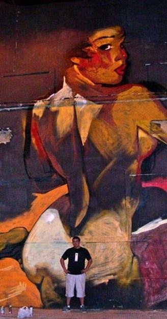 El niño de las pinturas