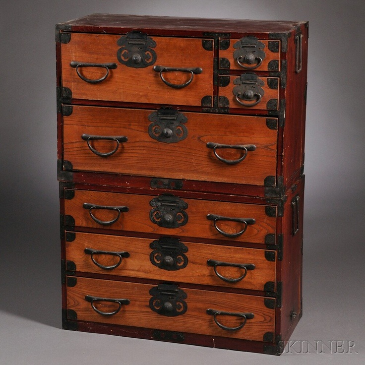 1000 images about tansu chest 39 s that make my heart sing for Traditional japanese furniture