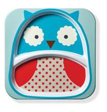 Owl Plate and Bowl- i have this lunchbox