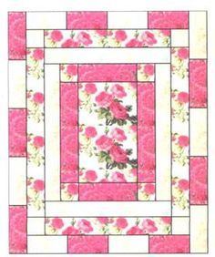 Many sized patterns, good site. 3 yard quilt patterns free | Wood Valley Designs 3 Yard Patterns