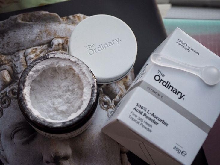 How To Use The Ordinary 100% L Ascorbic Acid Powder + Review