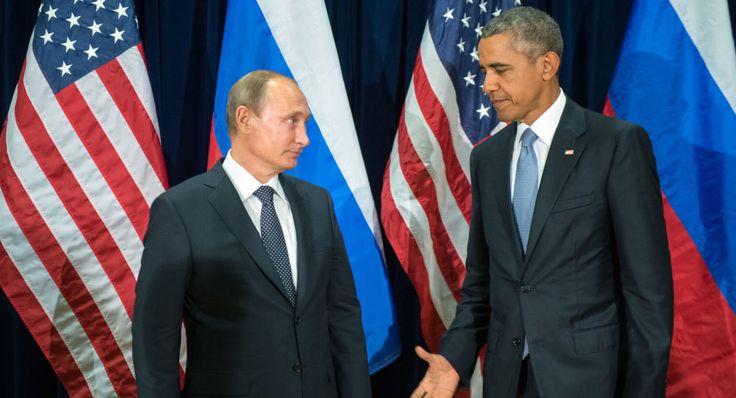 """Vor dem Hintergrund einer Verschlechterung der russisch-amerikanischen Beziehungen dürften die USA erhebliche geopolitische und ökonomische Probleme haben, schreibt das US-Blatt """"The Fiscal Times"""". """"Der nächste US-Präsident wird mit drei gefährlichen aus dem Abbau der Kontakte zu Russland resultierenden außenpolitischen Wenden konfrontiert sein.""""  Der Autor hebt inerster Linie die S ..."""
