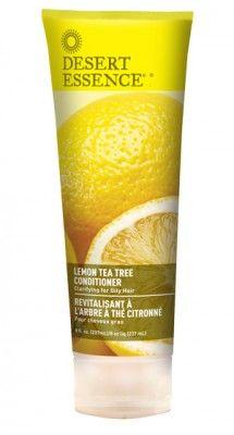Lemon Tea Tree Conditioner | Desert Essence