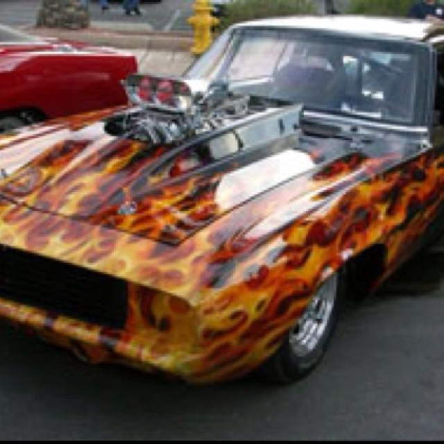 Best Cars And Flames Images On Pinterest Dream Cars Custom