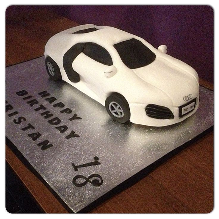 363 best Car cakes images on Pinterest Car cakes Cake ideas and