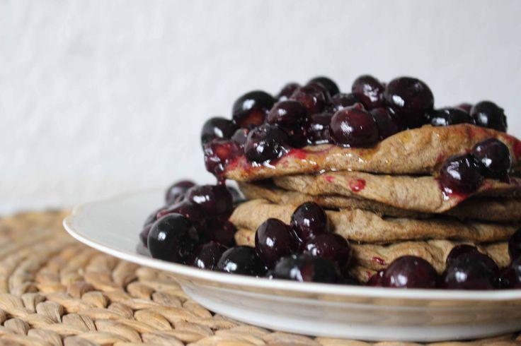 Man kann einfach nicht genug Rezepte für glutenfreie Pfannkuchen haben.....!!