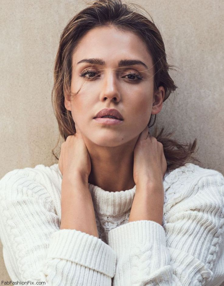 Jessica Alba for The Edit by Net-A-Porter (November 2015). #jessicaalba