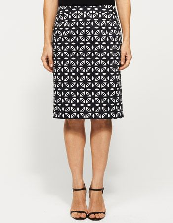 Copeland Pencil Skirt