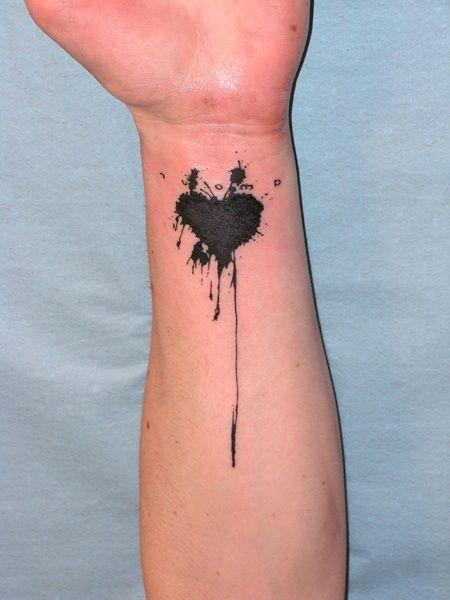 The 25+ best Heart tattoos meaning ideas on Pinterest | Love heart ...