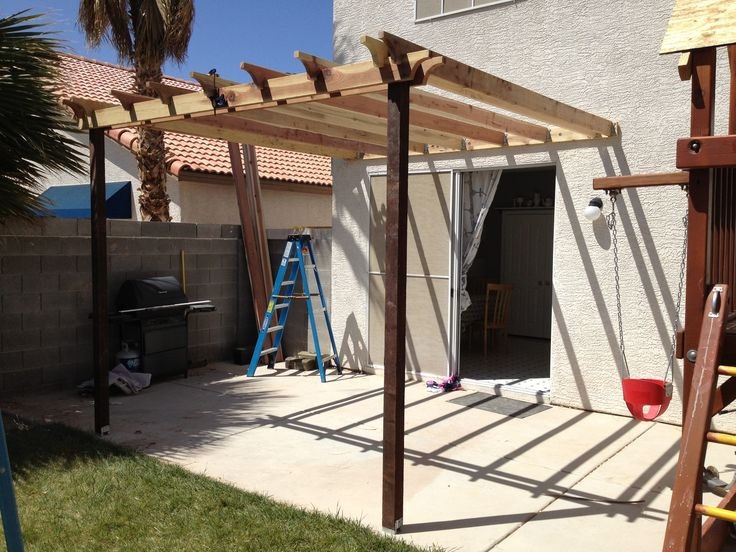 72 best attached pergolas images on pinterest decks woodworking pergola plans attached to house carport how to installation how to build an attached pergola designed to use the stability of your house or deck with plans solutioingenieria Gallery