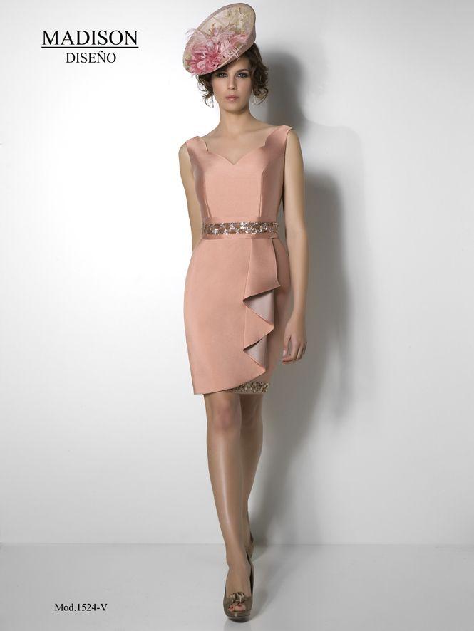 #madisondiseño #madrinas #moda #fashion #vestidos #woman #partydress #wedding www.grupo-madison.com