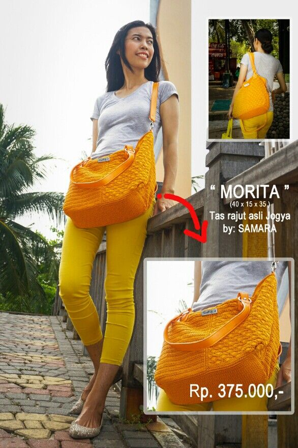 i'm wearing morita by 'Samara' (indonesia only)
