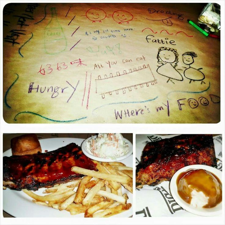 MonTaNa- my first experience of all.you can eat ribs