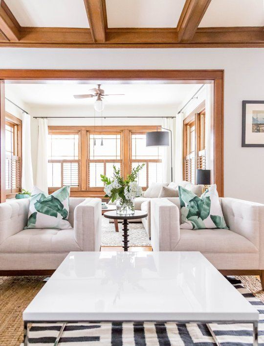 """A Young Family, A 100 Year Old Home and Some """"Welcoming Vibes"""" — Professional Project 
