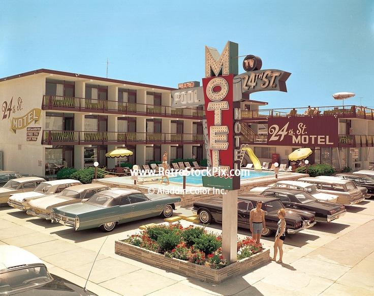 North Wildwood Motels