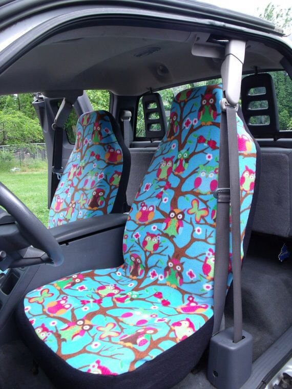 Owl seat covers