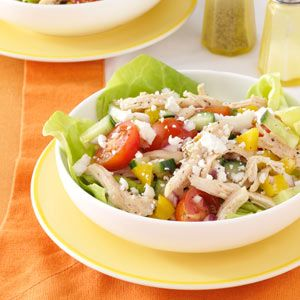 kitchen spicy shrimp cucumber salad w mint lemon cumin peppered shrimp ...