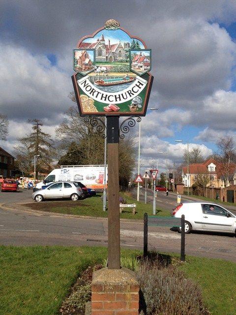 norfolk village signs - Google Search