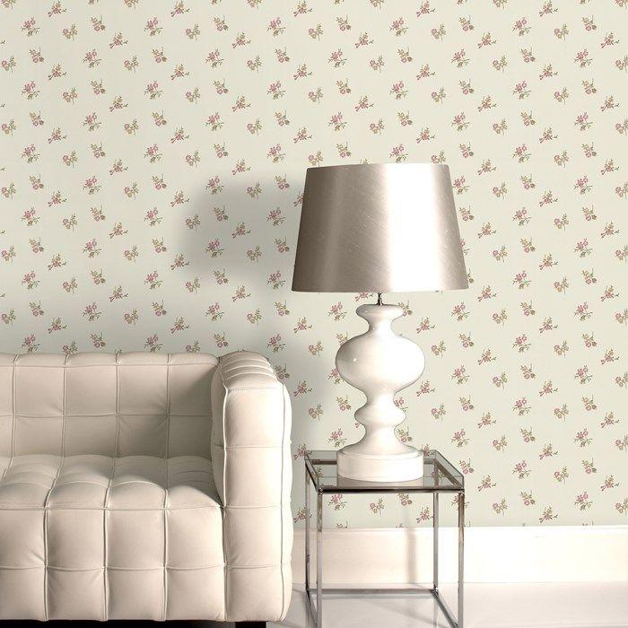 Rosebud Cream Fl Wallpaper Vintage Wall Coverings By Graham Brown Nursery Wallpaperwallpaper Ukwallpaper