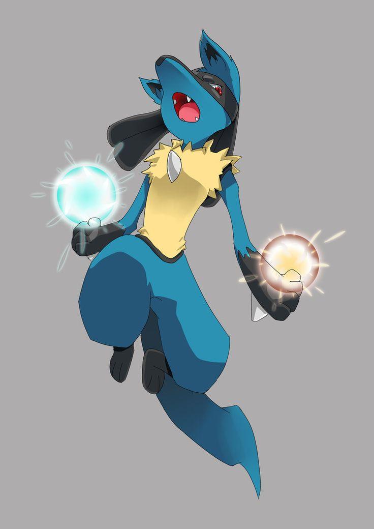 Riolu Lucario Pokemon Evolution Gif Images | Pokemon Images