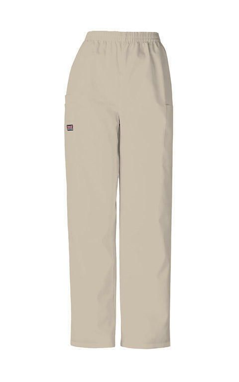 bb8d39741bf eBay #Sponsored Cherokee Workwear Women's Scrubs Pants Khaki 4200 KAKW