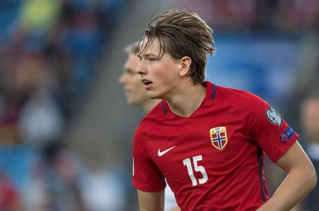 #rumors  Arsenal transfer ALERT! Gunners to face competition in pursuit of Norwegian teen ace Sander Berge
