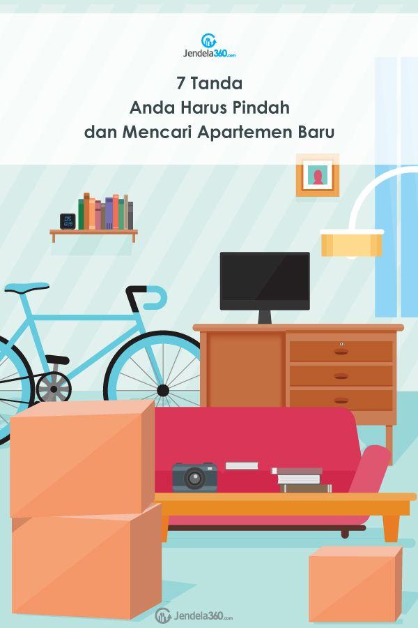 Bagaimana Anda bisa tahu kalau Anda harus pindah dan mencari apartemen baru? Pelajari tanda-tandanya sebelum terlambat.