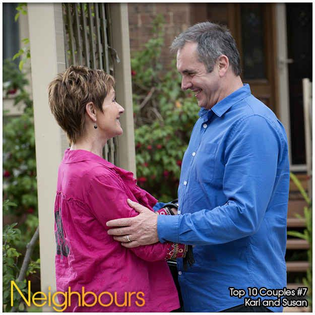 Susan and Karl Kennedy | Top 10 Neighbours Couples Of All Time