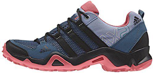 adidas AX2, Damen Trekking- & Wanderhalbschuhe, Blau (Prism Blue F13/Core Black/Super Blush S16), 40 EU (6.5 Damen UK) - http://on-line-kaufen.de/adidas/40-eu-adidas-ax2-damen-trekking-wanderhalbschuhe-2