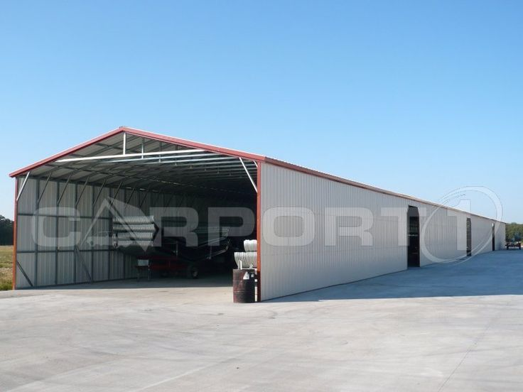 We Can Build Clear Span Buildings Up To 40 39 Wide And Any