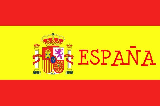 spain flag - Google Search