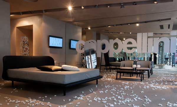 Lo showroom Cappellini a Parigi ha partecipato alla Paris Design Week