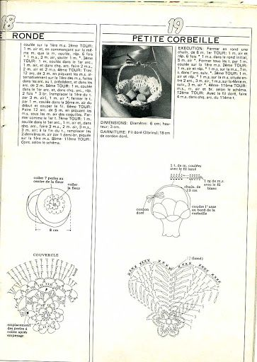 MINIATURAS EN CROCHE ENDURECIDO - Shaina Nurse - Picasa Albums Web